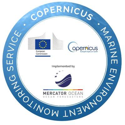 cmems marine copernicus mercator